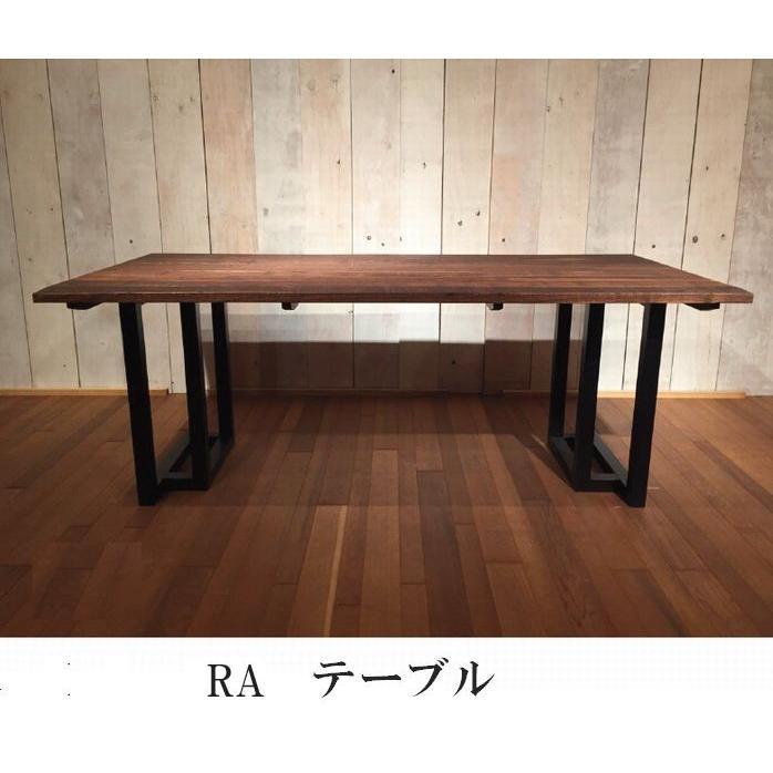 ダイニングテーブル リビングテーブル180 木製 長方形 おしゃれ 無垢 180幅