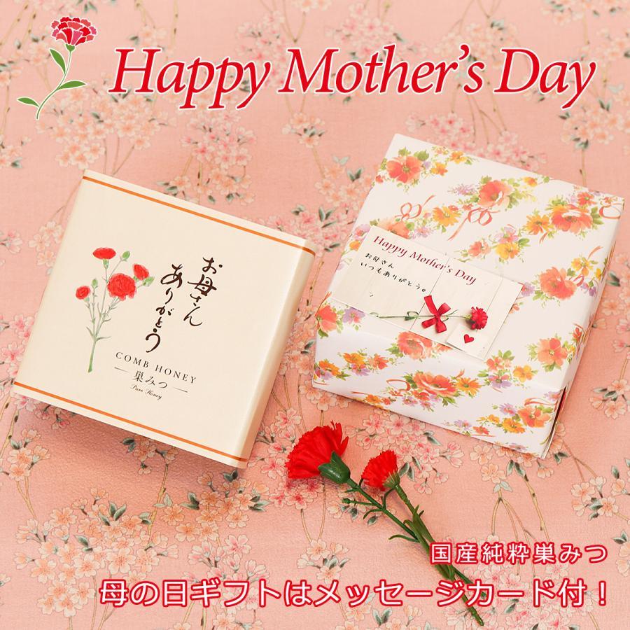 母の日ギフト 送料無料 国産純粋巣みつ 純粋蜂蜜 健康 ギフト 巣蜜|hachinoko|02