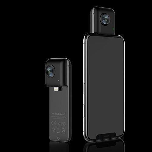 Insta360 NanoS 4K動画 7K静止画 360度カメラ 国内正規品|hacoscoshop|04