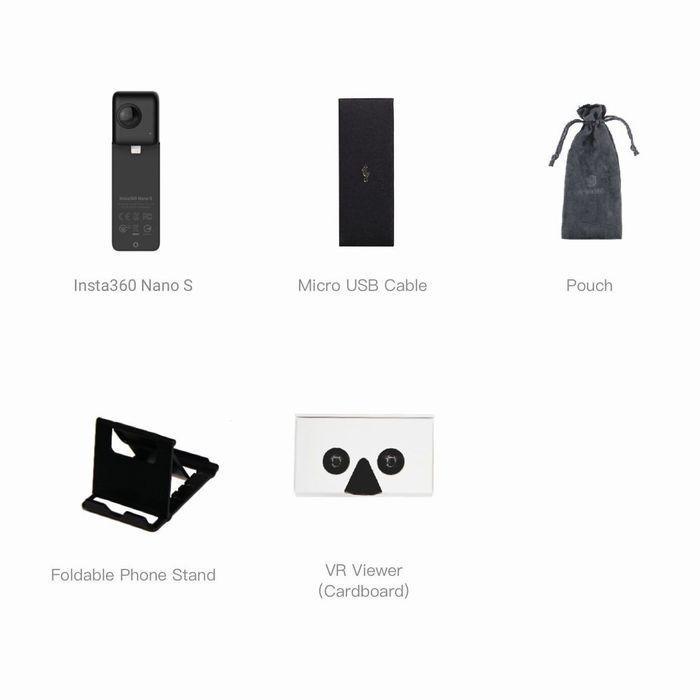 Insta360 NanoS 4K動画 7K静止画 360度カメラ 国内正規品|hacoscoshop|07