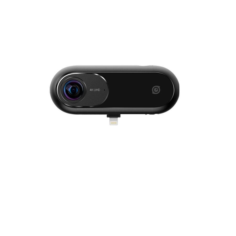 Insta360 ONE 360度カメラ 4K動画 7K静止画 国内正規品 専用本革ケース付き|hacoscoshop|03