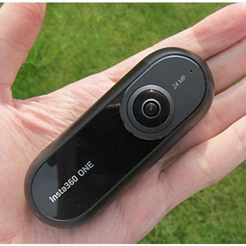 Insta360 ONE 360度カメラ 4K動画 7K静止画 国内正規品 専用本革ケース付き|hacoscoshop|04