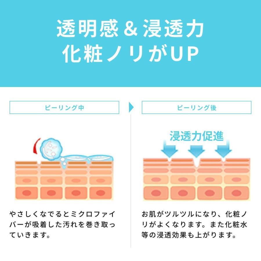 肌〇 HADAMARU ( ピーリングジェル / 角質ケア/ 低刺激 / 敏感肌 / トラブル肌 ) アクアモイスチャーピーリング 150g|hadamaru|11