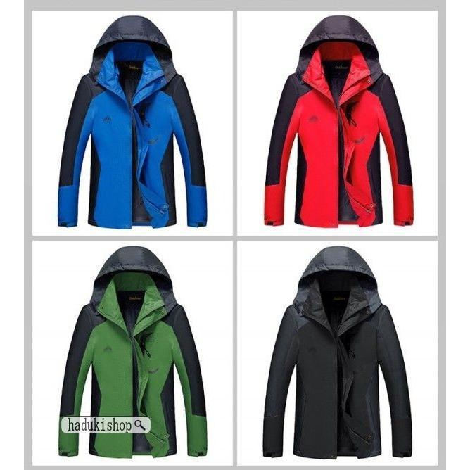 スノーボードウェア スキーウェア マウンテンジャケット 登山用 アウトドア ジャケット 防風 防寒 メンズ レディース 大きいサイズ ファッション|hadukishop|07