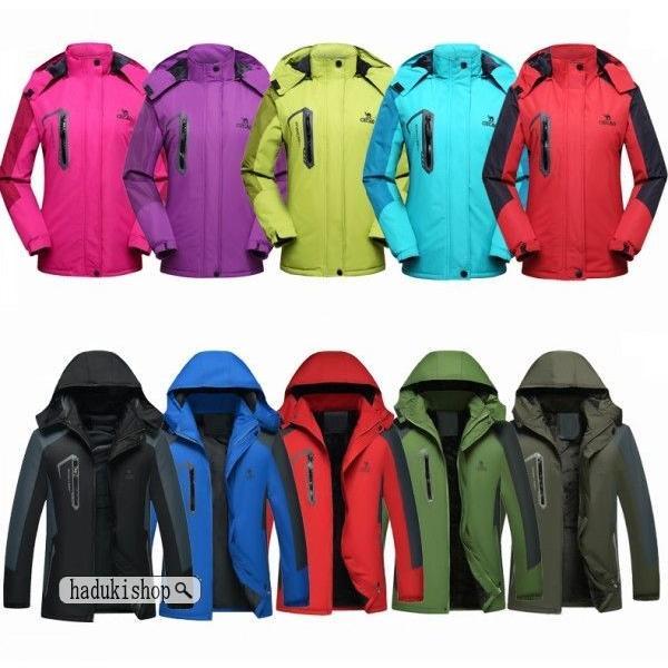 スノーボードウェア スキーウェア マウンテンジャケット 登山用 アウトドア ジャケット 防風 防寒 メンズ レディース 大きいサイズ ファッション|hadukishop|11