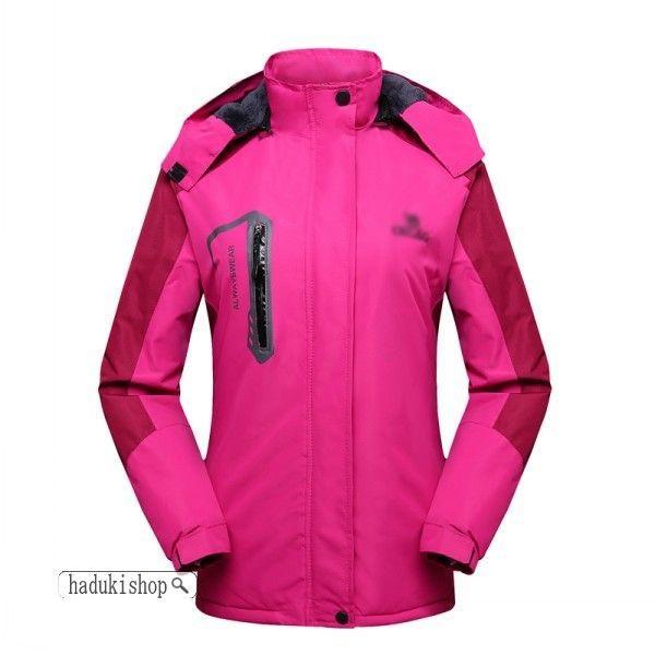 スノーボードウェア スキーウェア マウンテンジャケット 登山用 アウトドア ジャケット 防風 防寒 メンズ レディース 大きいサイズ ファッション|hadukishop|17