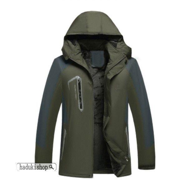 スノーボードウェア スキーウェア マウンテンジャケット 登山用 アウトドア ジャケット 防風 防寒 メンズ レディース 大きいサイズ ファッション|hadukishop|20