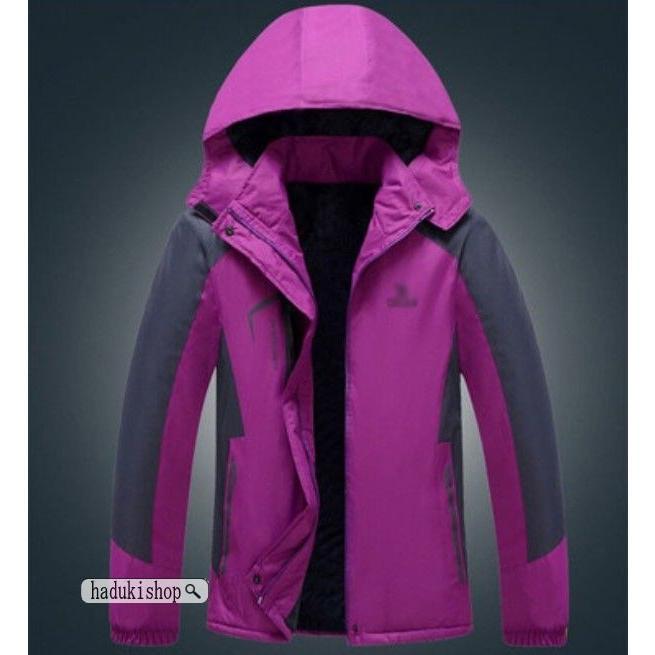 スノーボードウェア スキーウェア マウンテンジャケット 登山用 アウトドア ジャケット 防風 防寒 メンズ レディース 大きいサイズ ファッション|hadukishop|06