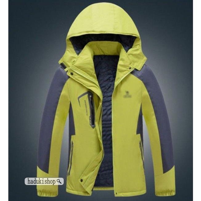 スノーボードウェア スキーウェア マウンテンジャケット 登山用 アウトドア ジャケット 防風 防寒 メンズ レディース 大きいサイズ ファッション|hadukishop|09