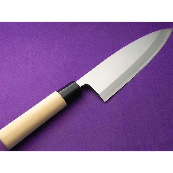 包丁 出刃包丁サイズ165mm、業務用家庭用料理包丁 haganedo