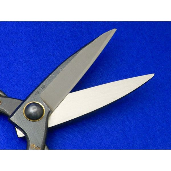 はさみ 植木用大久保鋏 最高級青一号鋼 サイズ刃長210mm 研吉 |haganedo|03