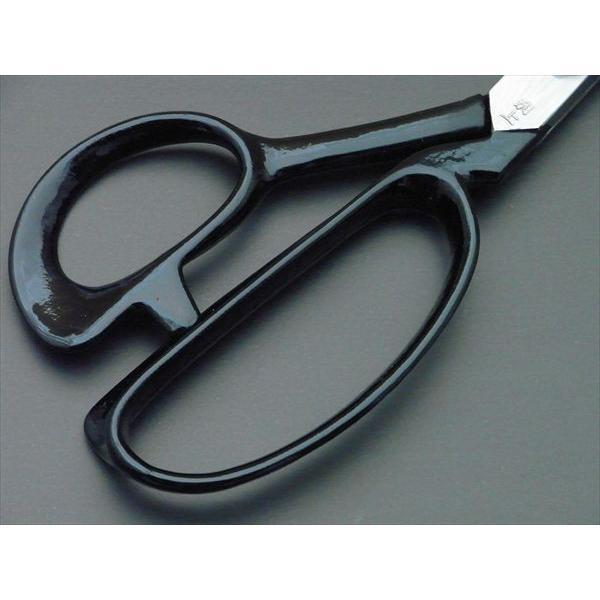 はさみ 裁ち鋏(ラシャ切り鋏)細工鋏業務用最高級鋼入り  別上 190mm|haganedo|03