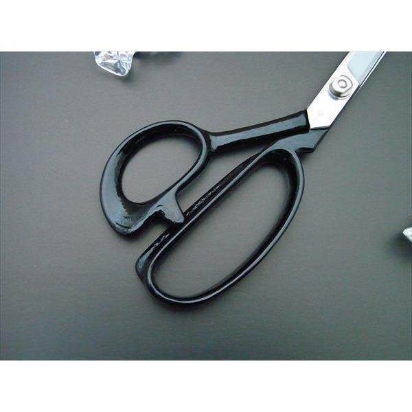 はさみ 裁ち鋏(ラシャ切り鋏)細工鋏業務用最高級鋼入り  別上 210mm haganedo 03