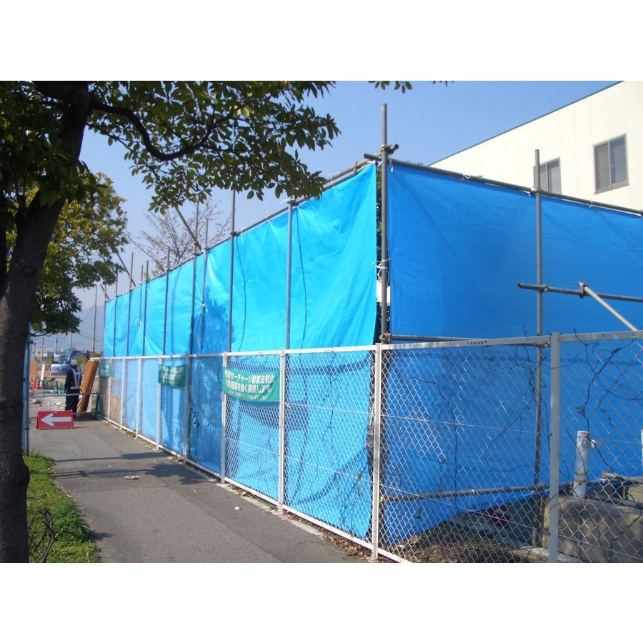 ブルーシート ターピー#3000 4.5mX4.5m hagihara-e 09