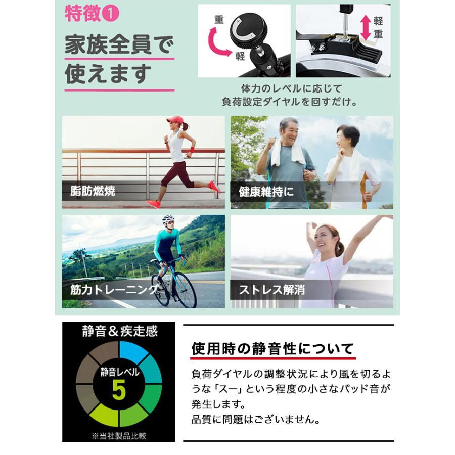 エアロ バイク ダイエット ブログ