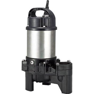 鶴見製作所:ツルミ 樹脂製汚物用水中ハイスピンポンプ 50HZ 50PU2.4 50HZ 型式:50PU2.4 50HZ