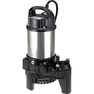 鶴見製作所:ツルミ 樹脂製汚水用水中ポンプ 60HZ 40PSF2.4S 60HZ 型式:40PSF2.4S 60HZ