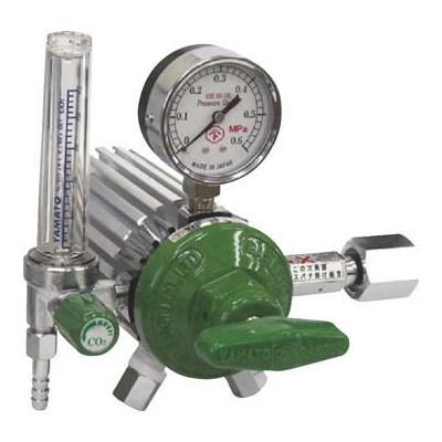 ヤマト産業:ヤマト フィン付圧力調整器 YC-1F YC-1F 型式:YC-1F