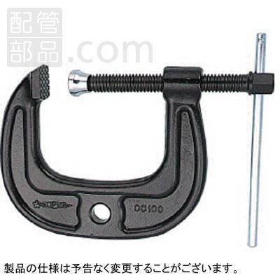 スーパーツール:スーパー シャコ万力(C型)強力ワイドタイプ CC-200 型式:CC-200
