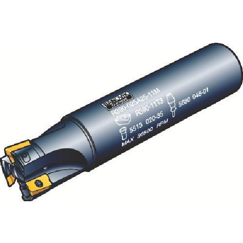 サンドビック:サンドビック コロミル390エンドミル R390-025A25-11H 型式:R390-025A25-11H