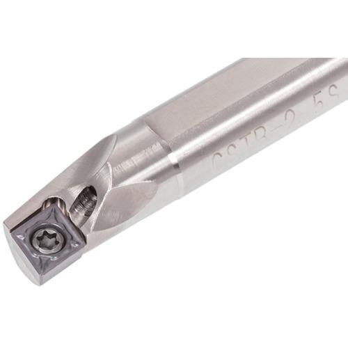 タンガロイ:タンガロイ 内径用TACバイト E10M-SCLCL06-D120 型式:E10M-SCLCL06-D120