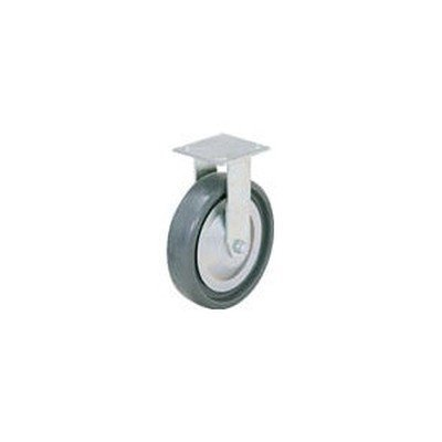スガツネ工業:スガツネ工業 重量用キャスター径203固定SE(200ー012ー454) SUGT-408R-PSE 型式:SUGT-408R-PSE