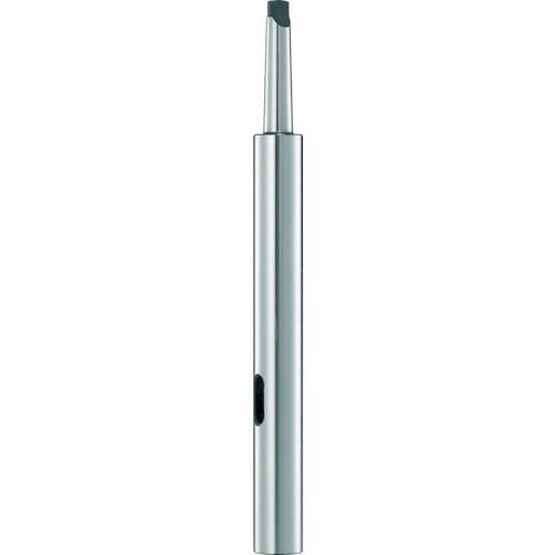 トラスコ中山:TRUSCO ドリルソケット焼入研磨品 ロング MT2XMT3 首下250mm TDCL-23-250 型式:TDCL-23-250