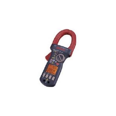 三和電気計器:SANWA DC/AC両用デジタルクランプメータ DCM2000DR 型式:DCM2000DR