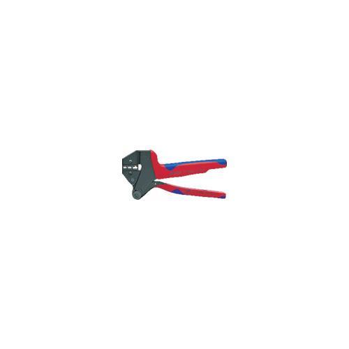 KNIPEX(クニペックス):KNIPEX 9743-06 クリンピングシステムプライヤー 9743-06 型式:9743-06