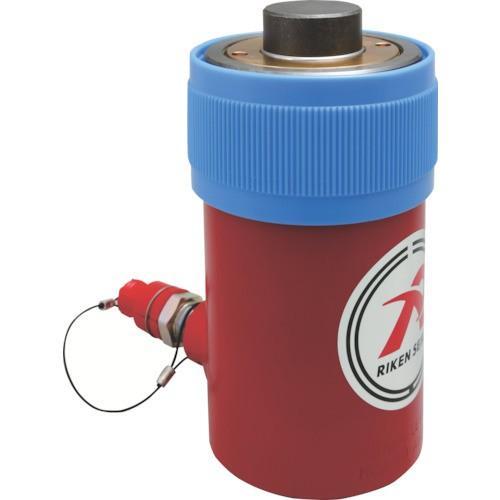理研機器:RIKEN 単動式油圧シリンダー MC1-50VC 型式:MC1-50VC