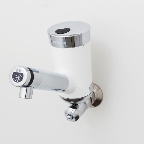 ミナミサワ:壁型単水栓用SWHシリーズ 型式:SWHL