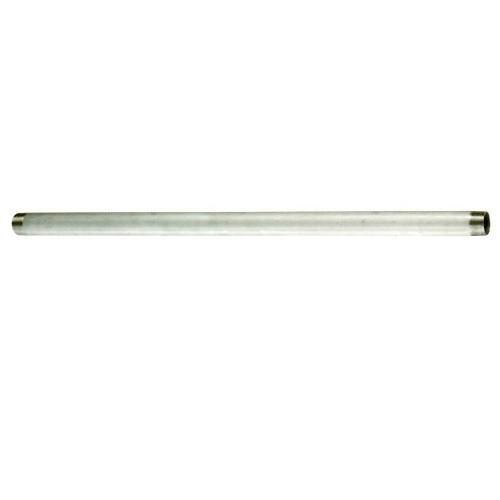 日東バルブ:フートバルブ用サクション管(フート管) 型式:サクション管α型 ネジ×ネジ SUS304-65A-3000
