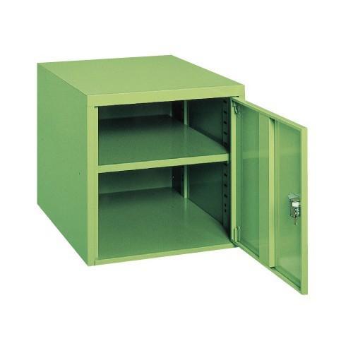 サカエ:重量作業台用オプションキャビネット 型式:W-0N