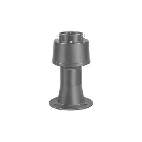 長谷川鋳工所:通気管接続用鋳鉄製防水継手 型式:VR-PCL-M2R-100