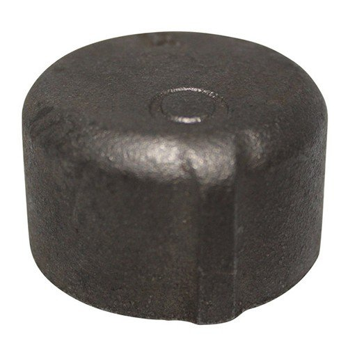 JFE継手:黒継手・キャップ(お買い得パック) 型式:CA-1/4-黒(1セット:200個入)