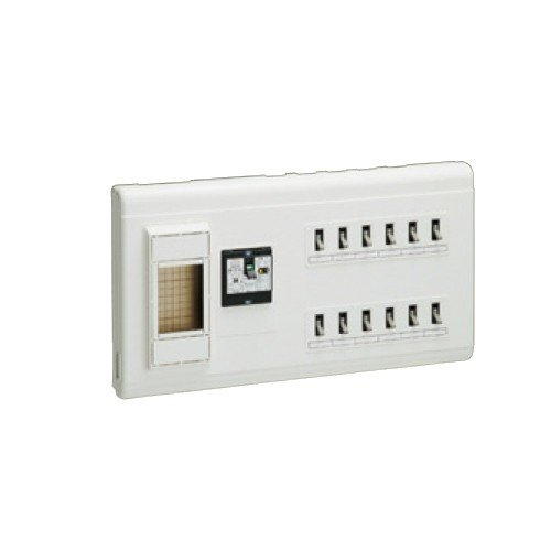 未来工業:単相三線式リミッタースペース (中性線欠相保護付3POC付漏電しゃ断器) 型式:MPH12-3010K6