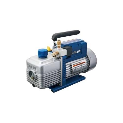 文化貿易工業:電磁弁付真空ポンプ/BB-青(smallクラス) 型式:BB-220-60HZ
