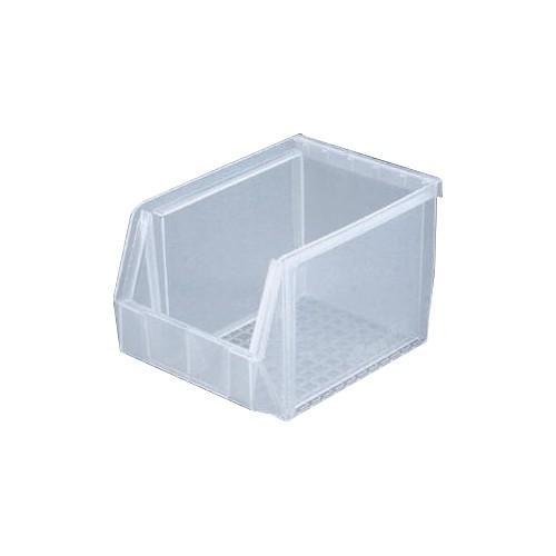 岐阜プラスチック工業:透明コンテナ 型式:N-2透明(1セット:40個入)