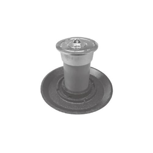 伊藤鉄工(IGS):差込型(VP,GP) 防水皿付きOリング入り共栓 型式:SNVOD 100
