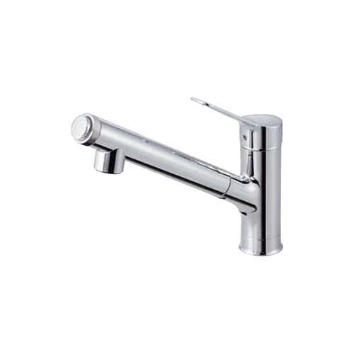 LIXIL(INAX):浄水器内蔵シングルレバー混合水栓 型式:JF-AJ461SYXN(JW)