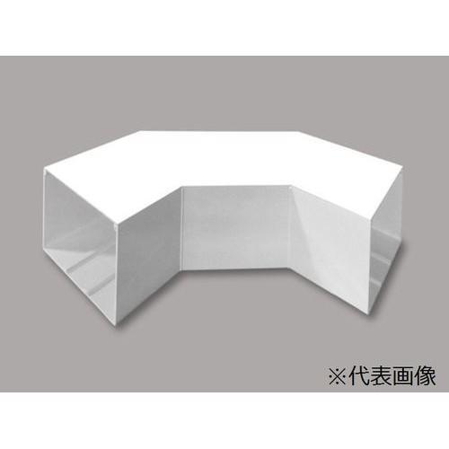マサル工業:平面大マガリ 8号200型 型式:MDLM8205