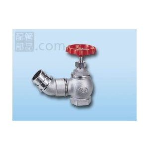 報商製作所:散水栓 高圧用1.0MPaシリーズ 口金回転45° 型式:SV10-65