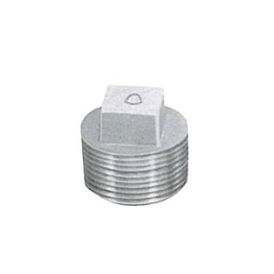 帝国金属:白継手 プラグ (お買い得パック) 型式:P-3/4-白-カブト(1セット:200個入)