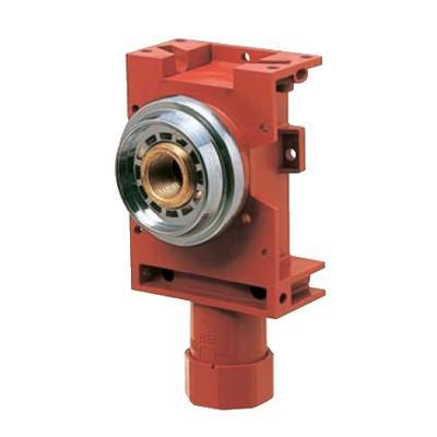 オンダ製作所:水栓ジョイントボックス 青銅継手 座付水栓用 <A-4N> 型式:WA4N-13L22Z(1セット:10個入)