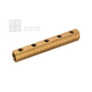 オンダ製作所:ヘッダー 青銅製 (お買い得パック) <KH> 型式:KH-3211A(1セット:2個入)