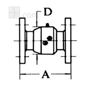 昭和技研工業:パールスイベルジョイント C型 スタイルNo.1 型式:パールC-1-40A