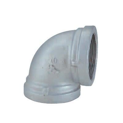 ダイドレ:トーローコート ドレネージ継手 90°エルボ <90°L> 型式:90°L 5(トーローコート)