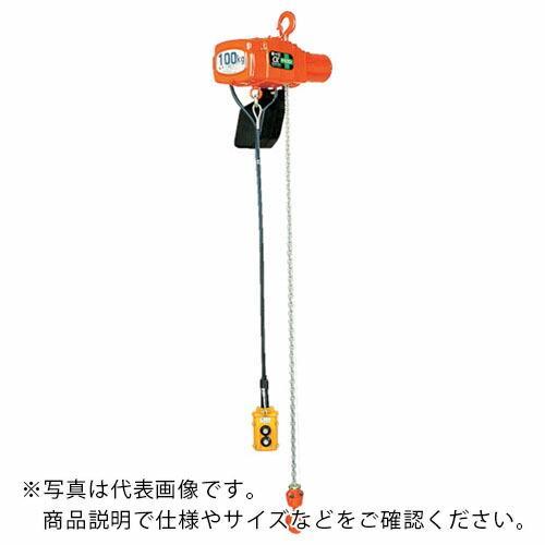 象印 単相100V小型電気チェーンブロック(1速型)160KG AS-K1630 ( ASK1630 )