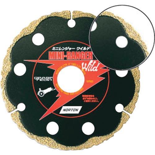 NORTON ダイヤモンドカッター ミニレンジャーワイルド125x2.2x22 221005-71001 ( 22100571001 )