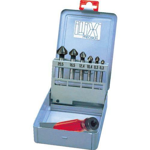 ILIX カウンターシンクセット6本組 6277-SDC ( 6277SDC )